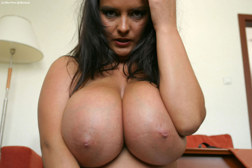 Bea flora tits tops remarkable, rather