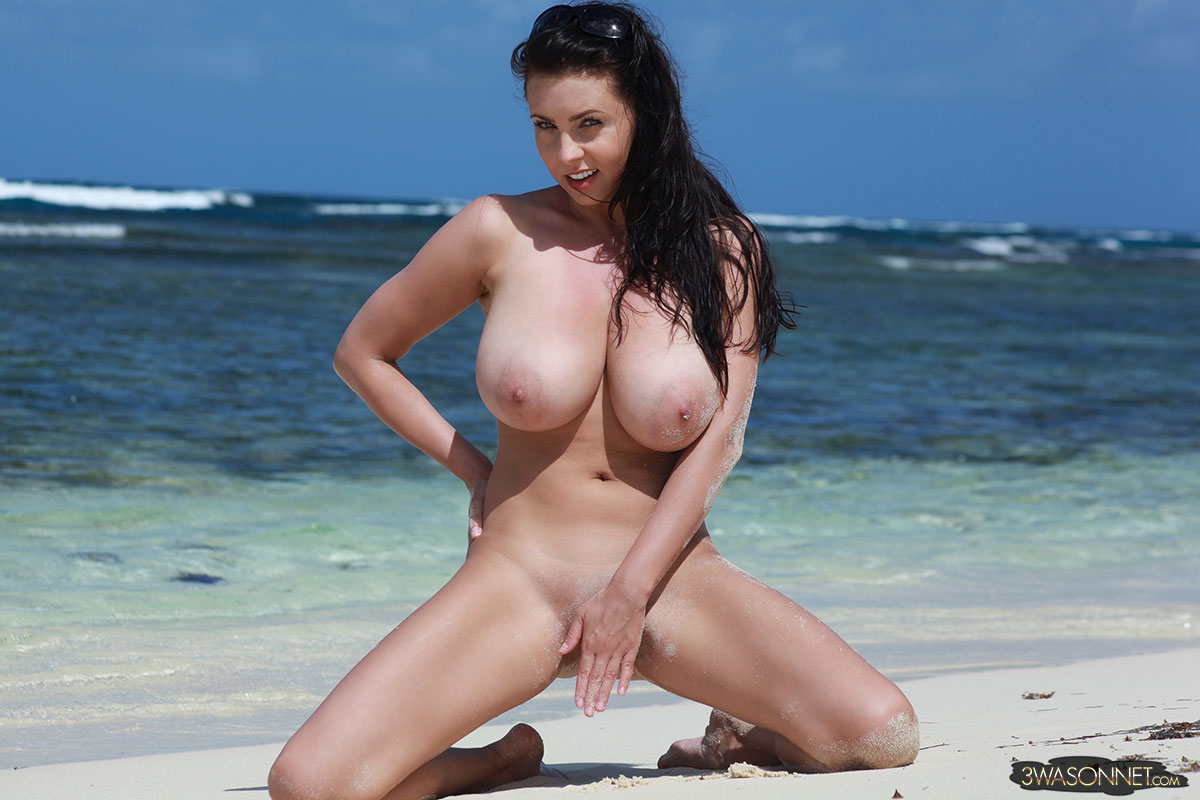 superions totally nude island